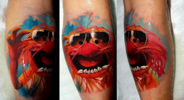 (Imagem: Reprodução Facebook Piranha Tattoo Studio)