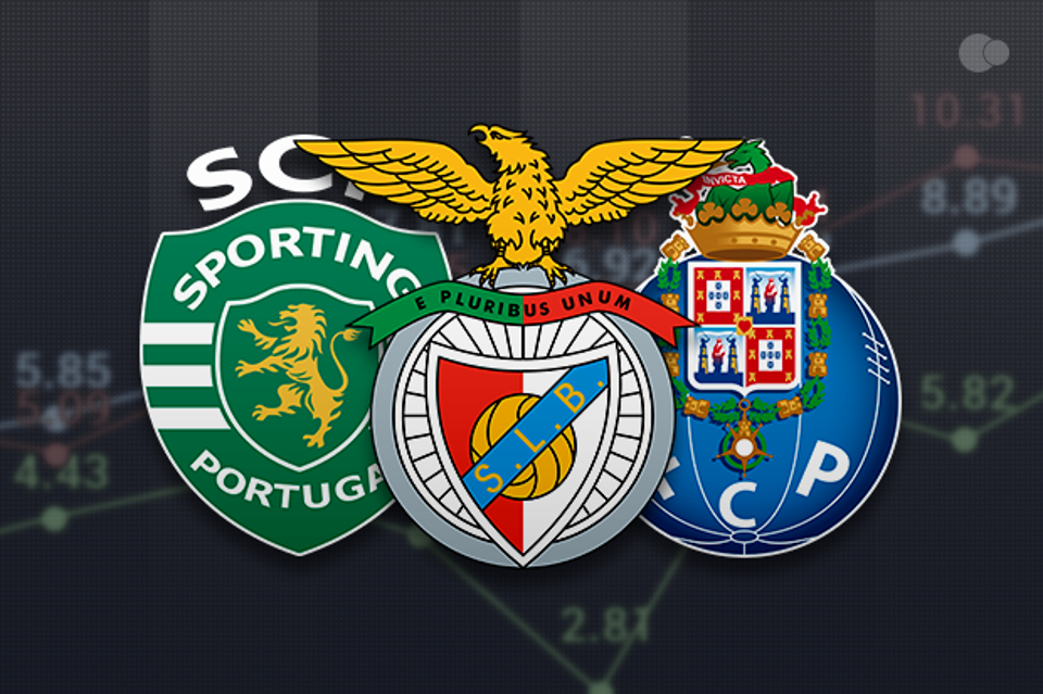 Adeptos De Benfica Sporting E FC Porto Candidatos A