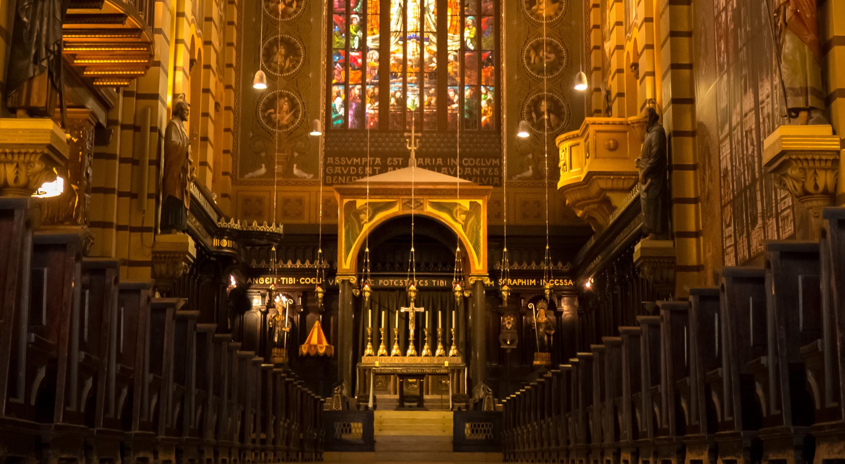 (Imagem: Divulgação Mosteiro de São Bento)