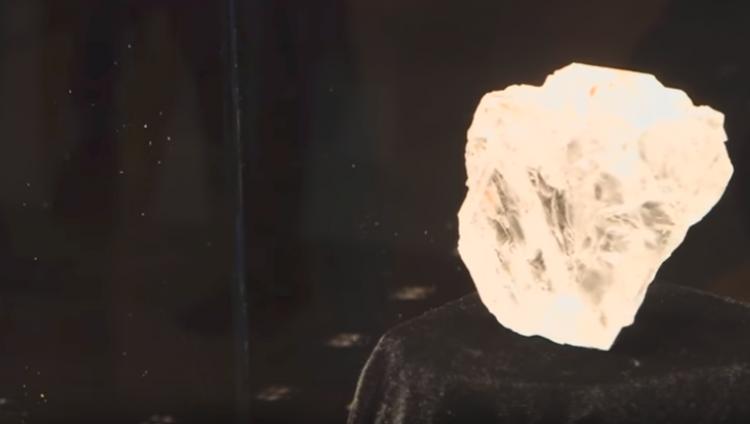 diamante angola