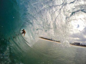 O domínio brasileiro no mundo do surfe nem sempre foi uma realidade
