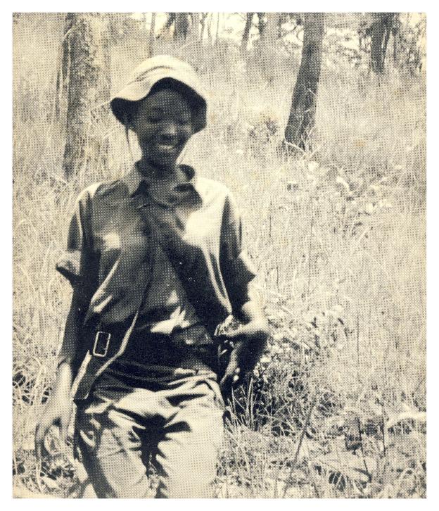 Josina Machel (Imagem: Reprodução Mozambique Histoty)