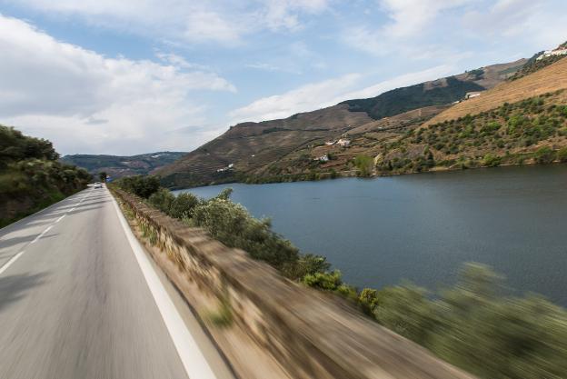A EN222, considerada uma Best Driving Road