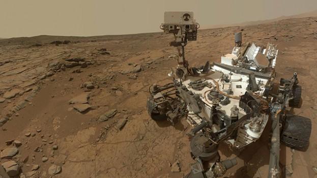 (Imagem: Divulgação NASA´s Curiosity Mars Rover)