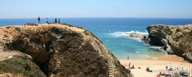 Praia do Salto, concelho de Sines, Portugal