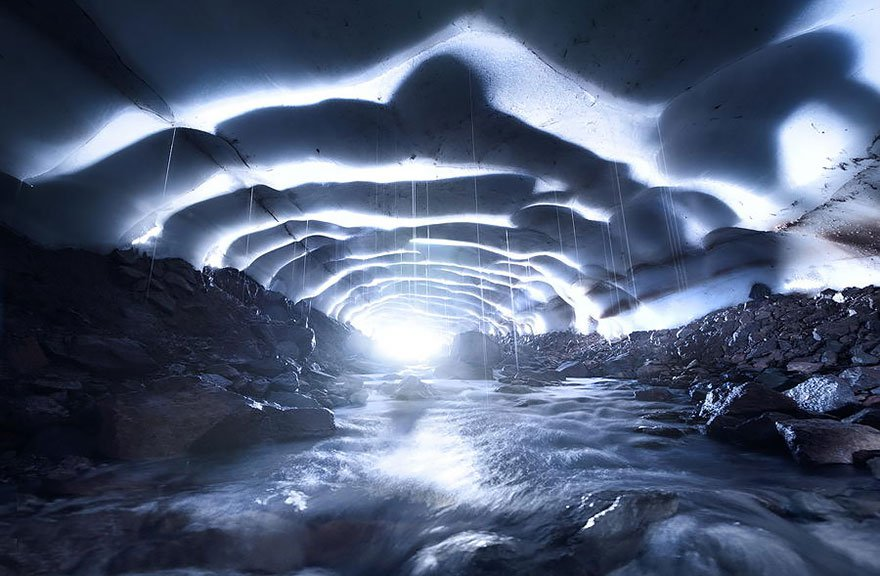 gruta de gelo II