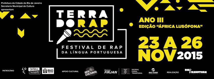 (Imagem: Reprodução Festival Terra do Rap)
