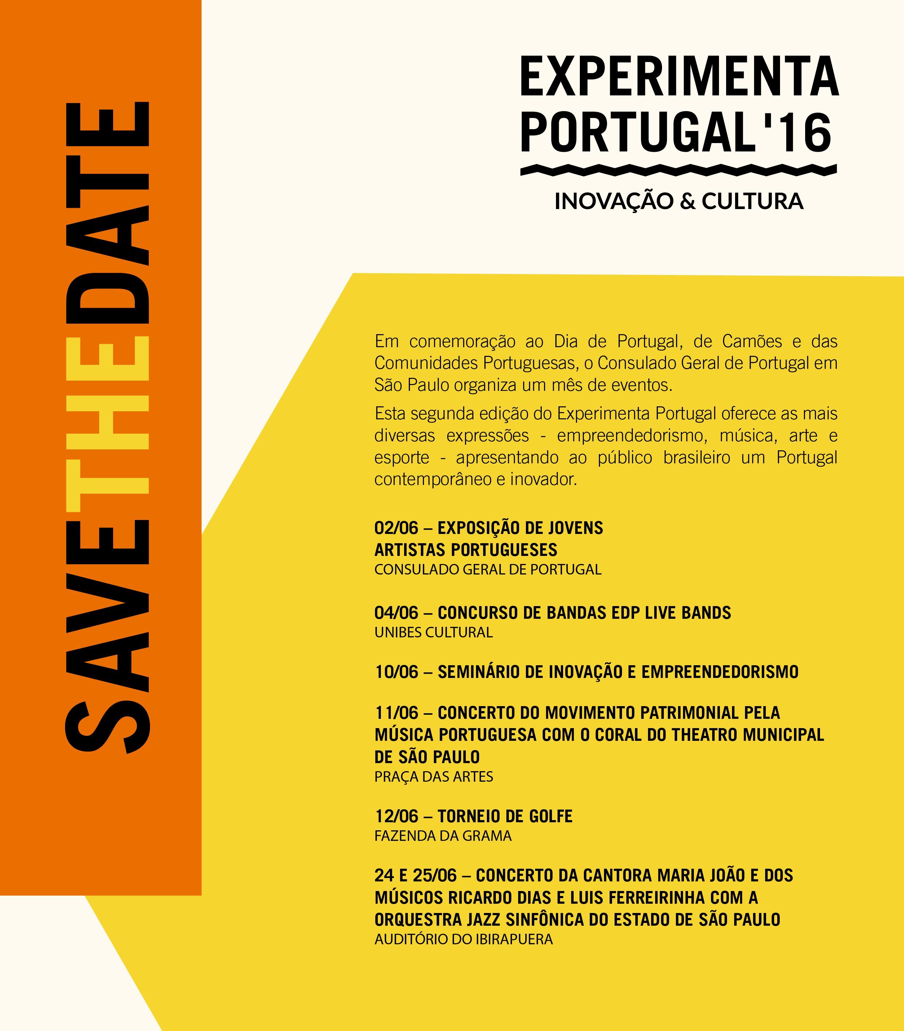 (Imagem: Divulgação Consulado Geral de Portugal em são Paulo)