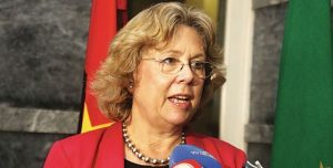 Baronesa Northover em Angola; cooperação na área de energia já está em andamento