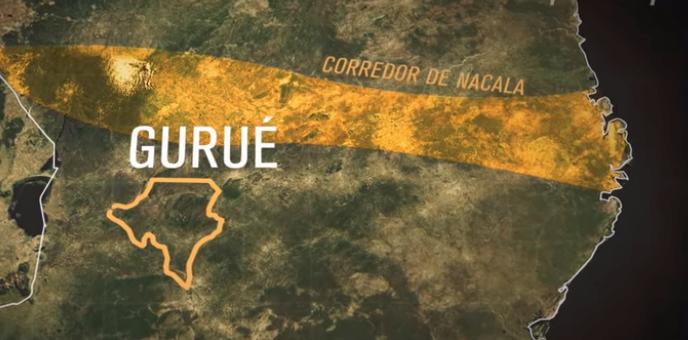 Corredor de Nacala, em Moçambique, é o foco do projeto ProSavana