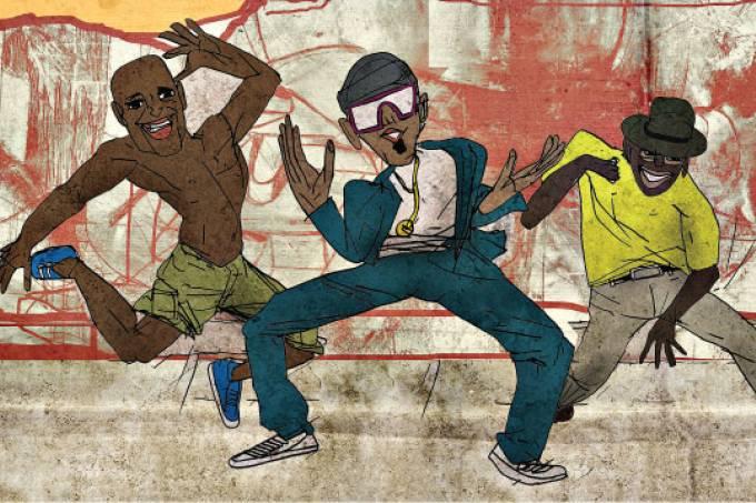 música angola