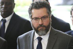 Ernesto Araújo, Ministro das Relações Exteriores do Brasil