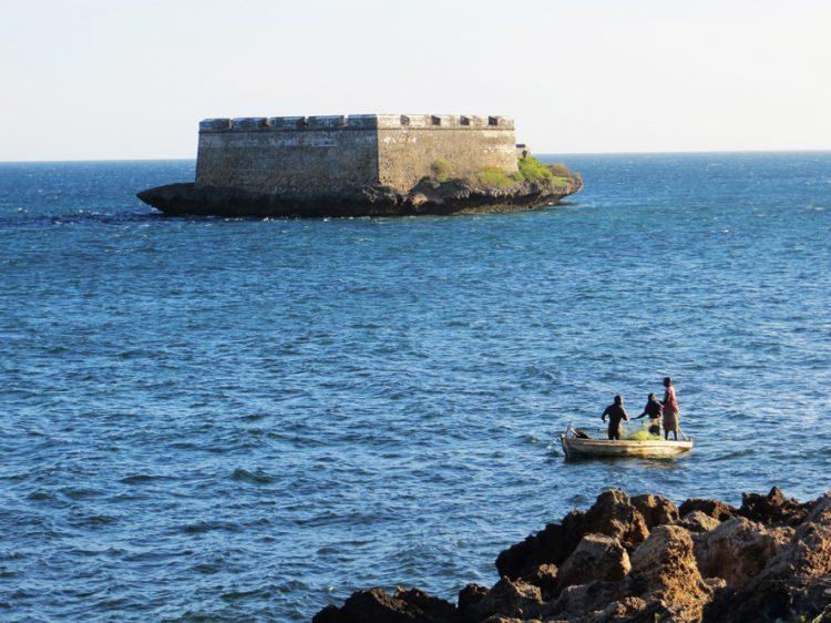 fortim de sao lourenco ilha de moçambique