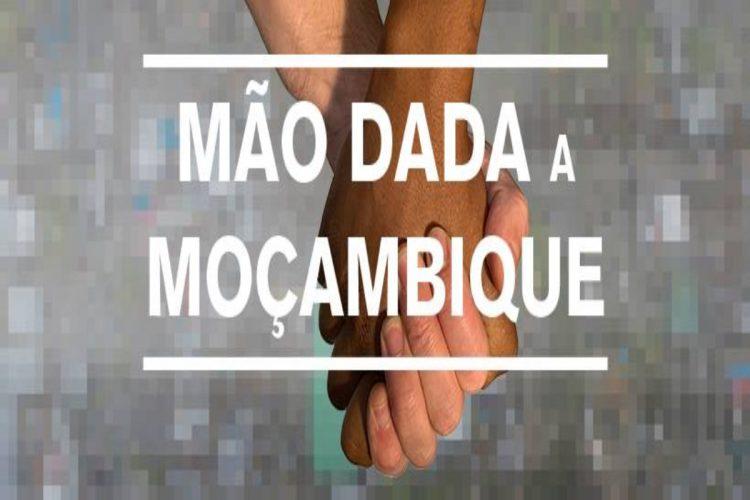 mão dada a mocambique