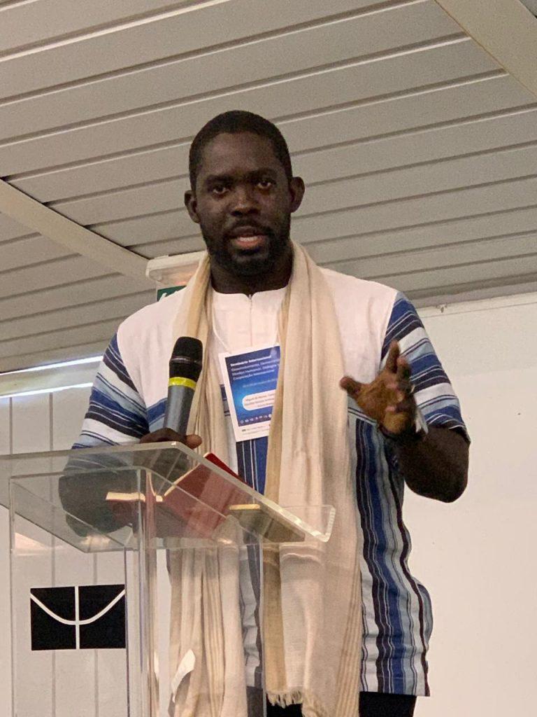 Miguel de barros guiné Bissau entrevista