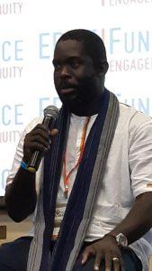 Miguel de Barros Guine Bissau movimento social