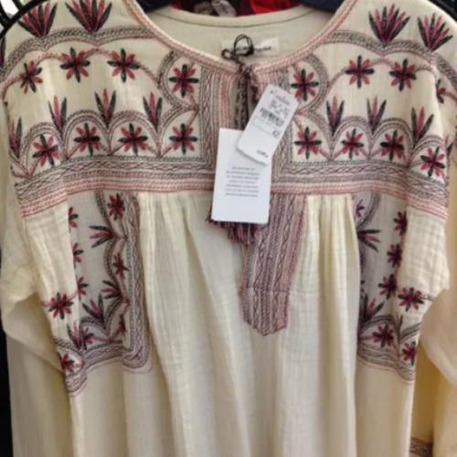 camisolas apropriacao cultural mexicana
