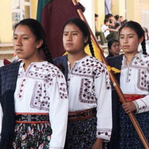 comunidade mexicana oaxaca